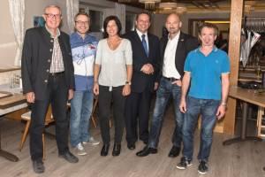 Generalversammlung 2016 - neuer Vorstand