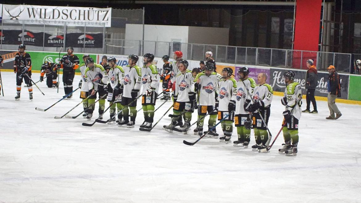 TRAUNSEE-SHARKS2 vs. ICE-TIGERS Kirchdorf