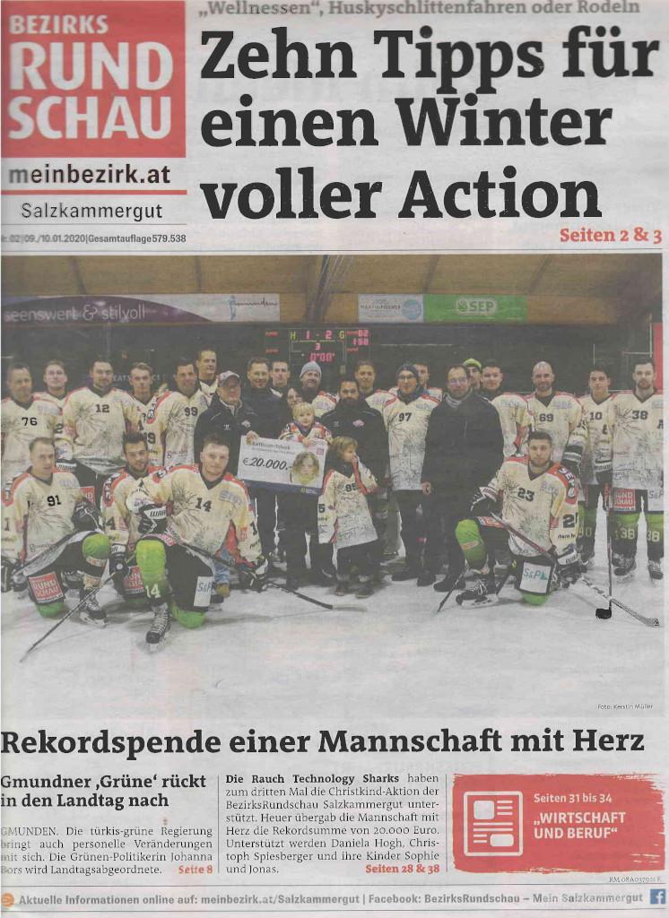Bericht Bezirksrundschau 10.1.2020