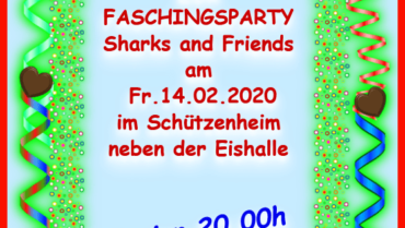 Faschingsparty 2020
