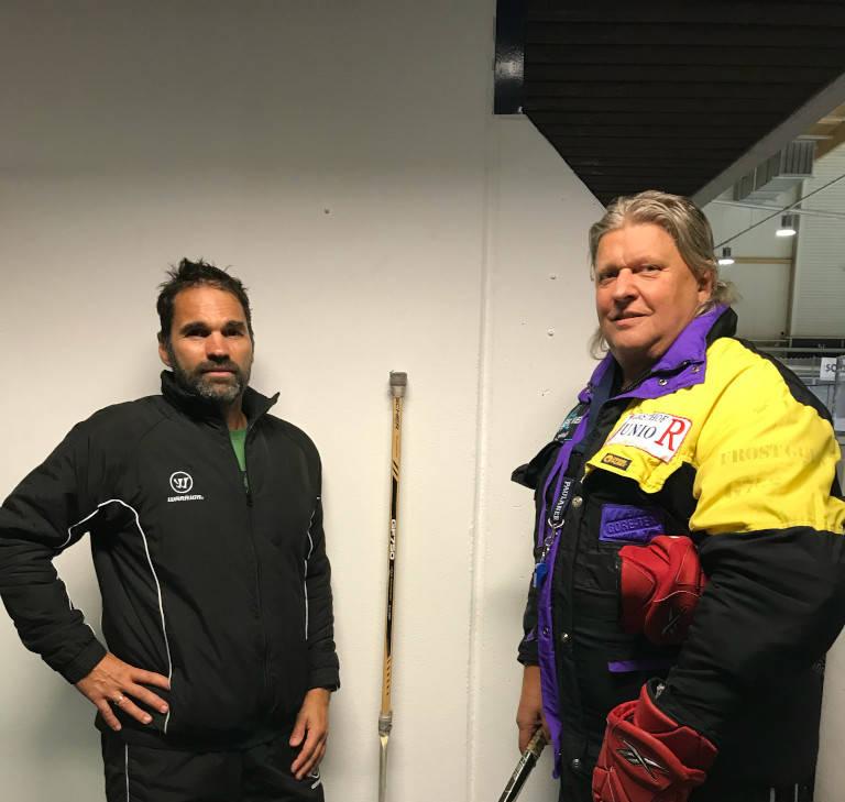 Neuer Trainer KM1