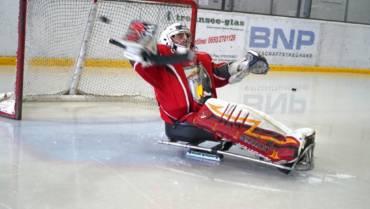 Finale im PARA EISHOCKEY AUSTRIA in der Eishalle Gmunden